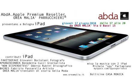 iPad & Capelli da Orea Malià