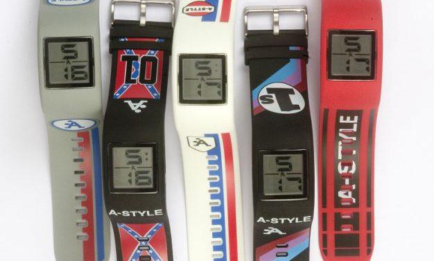 A-style mette tutti in pista con i nuovi orologi dedicati al racing