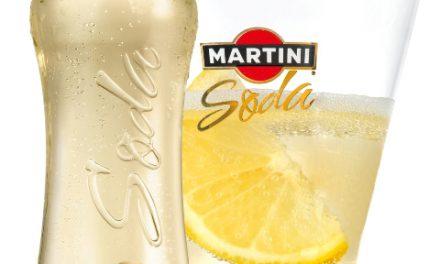 Martini Soda per l'happy hour in salone di Toni&Guy