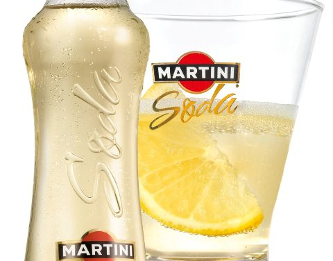Martini Soda per l'happy hour in salone di Toni&Guy