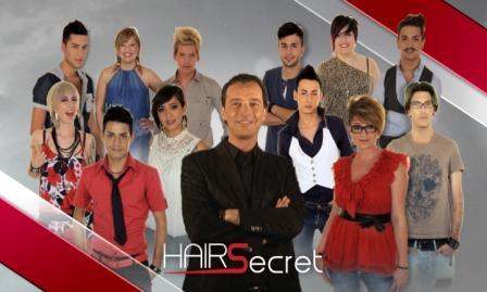HAIR SECRET, il primo reality e talent show dei parrucchieri