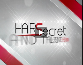 "Questa sera alle ore 21,50 su ODEON TV ""Hair Secret""."