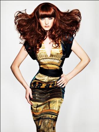 Sanrizz, creatività a nord: le foto moda capelli