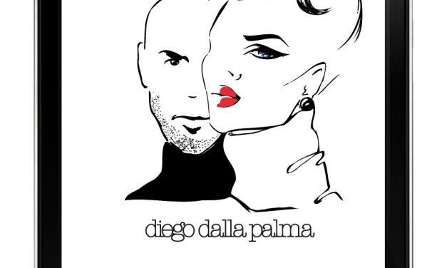 Diego Dalla Palma e la sua nuova App al servizio del make up