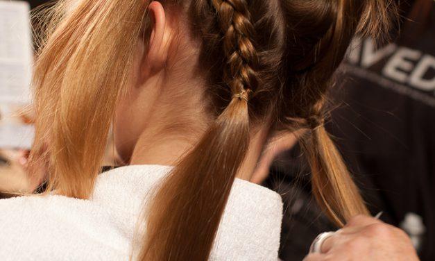 Moda capelli autunno 2012: Aveda per Christian Siriano