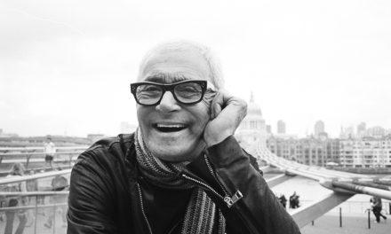 Vidal Sasson è morto. Ciao Maestro…