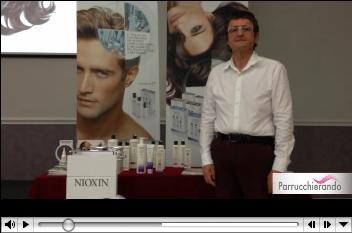 NIOXIN® la risposta professionale interamente specializzata nel trattamento dei capelli deboli e radi