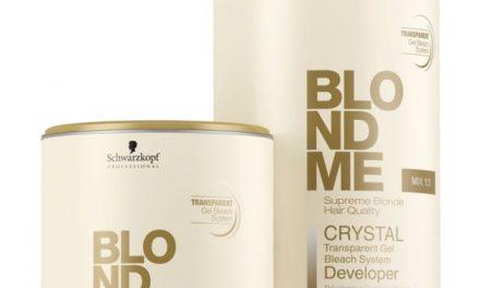 Nuovo lancio Schwarzkopf P.: è Blondme Crystal