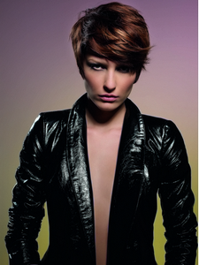 Moda capelli autunno/inverno 2012/13: James Hair Fashion Club