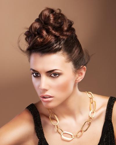 Moda capelli autunno/inverno 2012/13: Karine Jackson