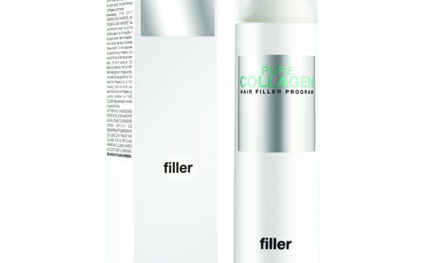 Pure Collagen: il programma filler che inizia in salone e si completa a casa