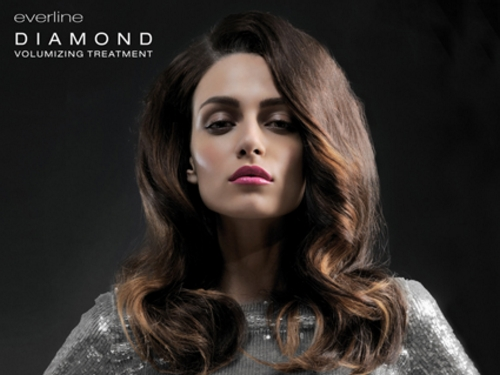 Everline presenta Diamond Volumizing
