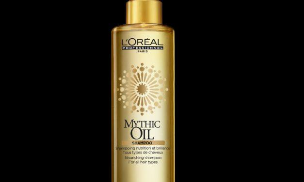 I trattamenti agli olii di Mythic Oil by L'Oréal Professionnel