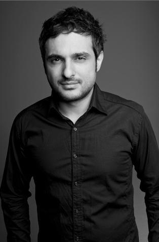 Angelo Seminara British Hairdresser of the Year