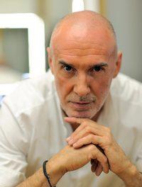 Diego Dalla Palma e i parrucchieri Intercosmo in un nuovo programma tv