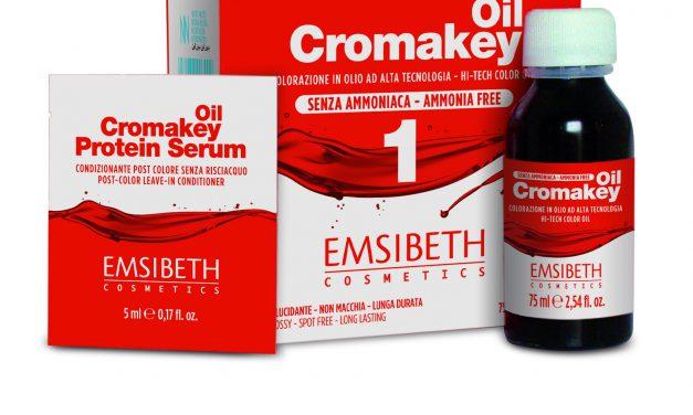 Cromakey-Oil si veste di nuovo