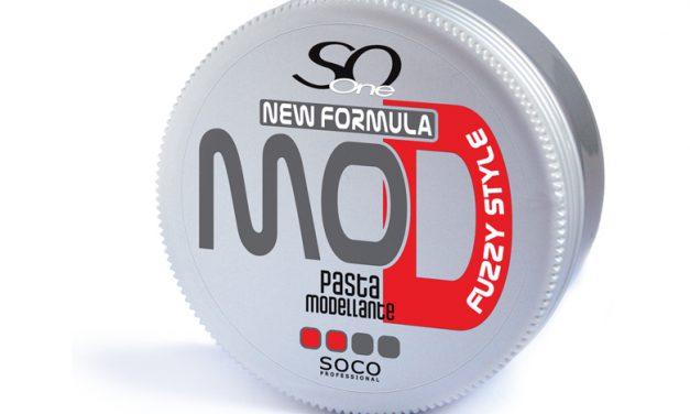 So One presenta la nuova pasta modellante
