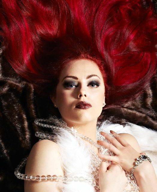Moda capelli primavera/estate 2013: le rosse sensuali di Klaus Peter Ochs