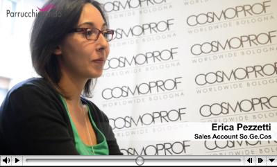 Parrucchierando incontra la Sales Account di So.ge.Cos S.p.A. Erica Pezzetti