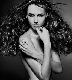 Moda capelli primavera/estate 2013: Gallagher Horner come Tamara da Lempicka