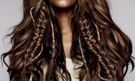 Moda capelli: gli intrecci di Martin Crean