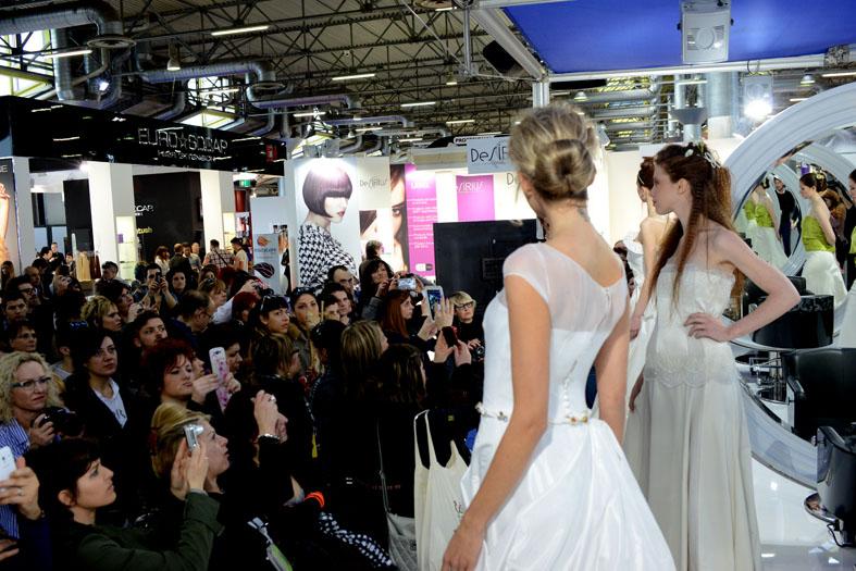 Cosmoprof 2013: HairRing il giorno delle spose Acquachiara