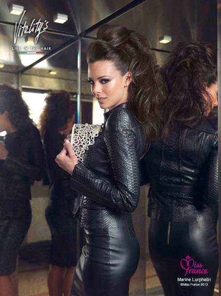 Miss France è la nuova testimonial di Vitality's!