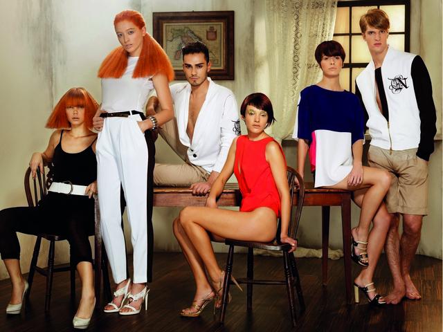 Parrucchieri – Moda capelli P/E 2013: puro desiderio di femminilità per Mitù-Mline