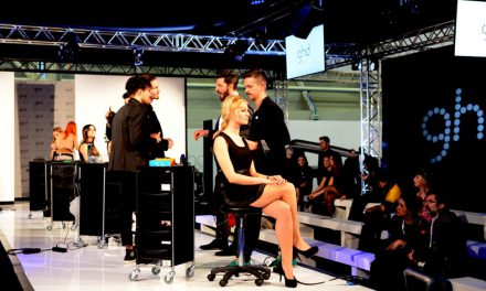 Cosmoprof WORLDWIDE BOLOGNA 2013: Day 1