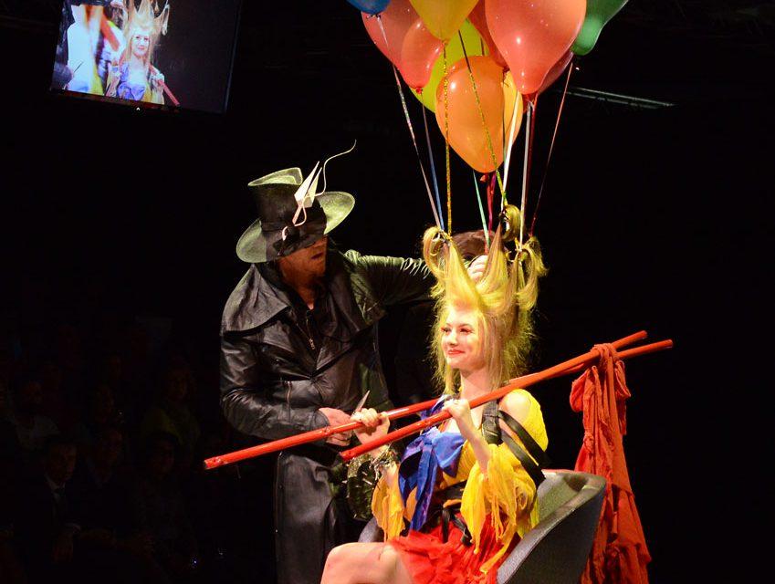 Lo show di Paul Mitchell al Cosmoprof 2013 – Robert Cromeans