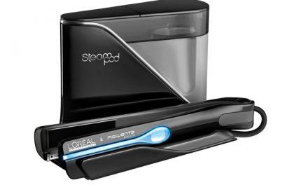 L'Oréal Professionnel e Rowenta – piastra capelli professionale al vapore – Steam Pod