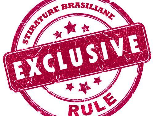 STIRATURE BRASILIANE: ESCLUSIVA PARRUCCHIERANDO. FINALMENTE TUTTA LA VERITA'