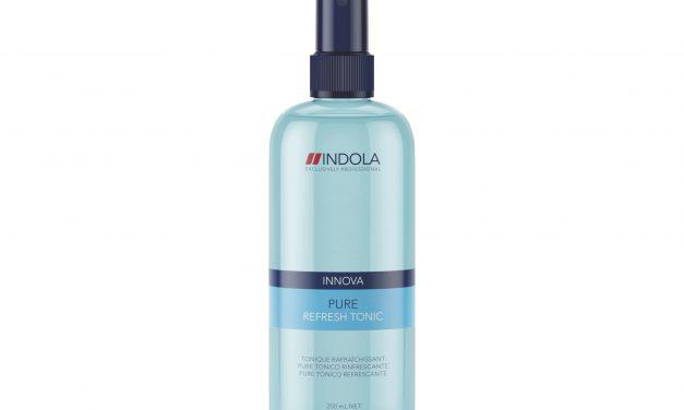 Indola Innova Pure, il potere detox per capelli dell''acqua