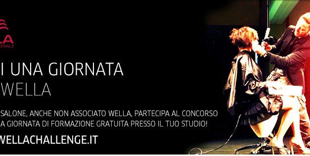 Wella: concorso per vincere una giornata di formazione con Maurizio Ferretti