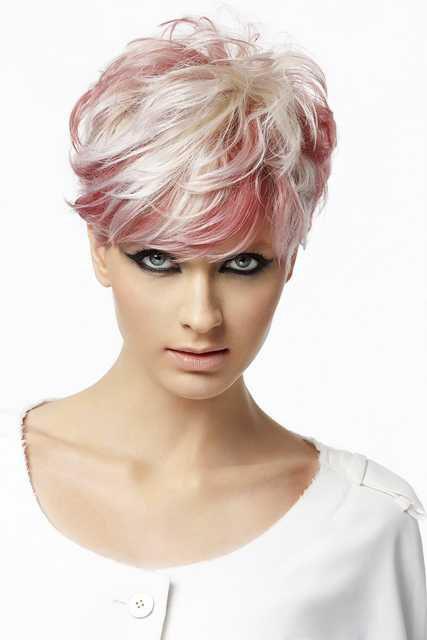 Parrucchieri – Moda capelli estate 2013: la Colour Explosion di Intercosmo