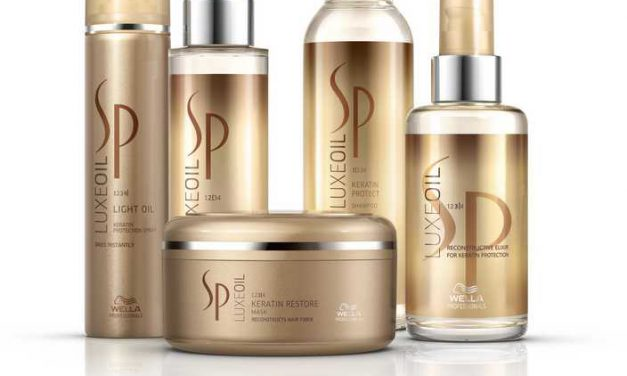 Luxe Oil – Capelli lisci e morbidi by System Professional -Wella