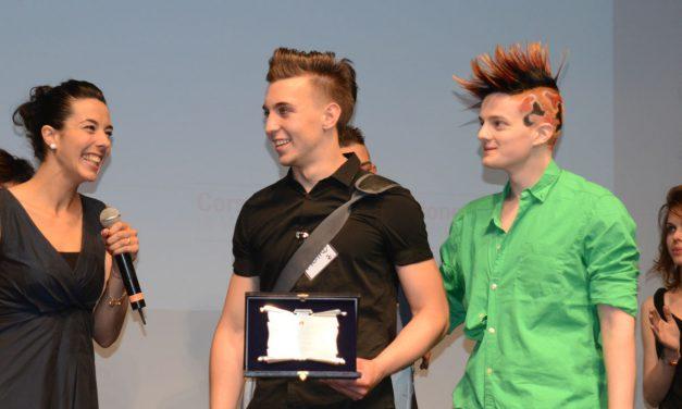 Pietro Zarantonello vince Hair Game 2013 di Genova
