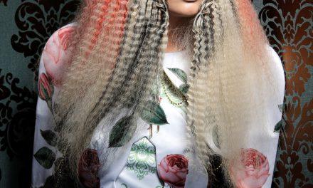 Collezione moda capelli autunno inverno 2013-2014 Barock di Joanne O'Neill