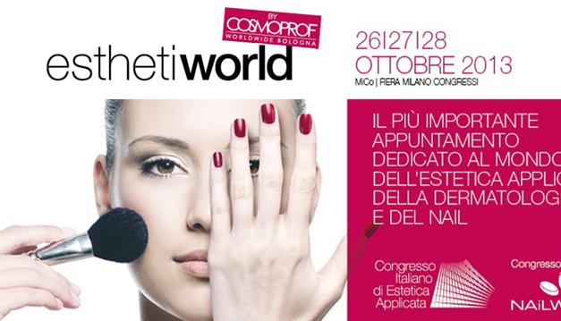 Programma ufficiale Domenica 27 ottobre Esthetiworld