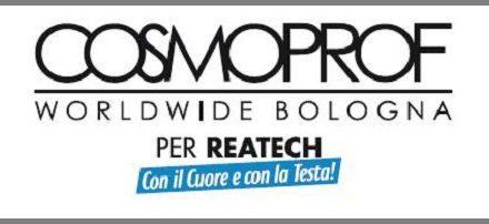 COSMOPROF A REATECH, MILANO – 10/12 OTTOBRE 2013