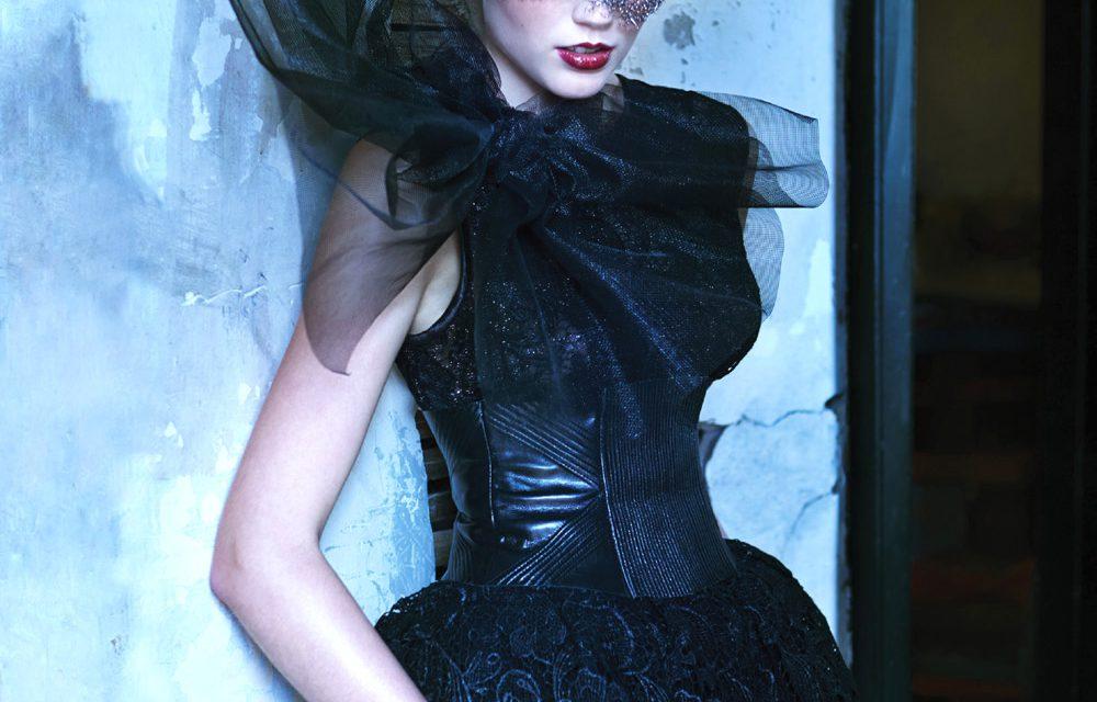 Sharon Blain -moda capelli autunno inverno 2013-14.