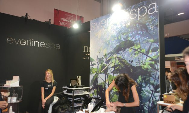 Everline SPA – Esthetiworld 2013