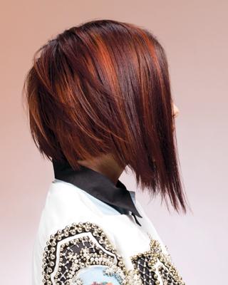Nuova collezione moda capelli 2013-14 TONY&GUY
