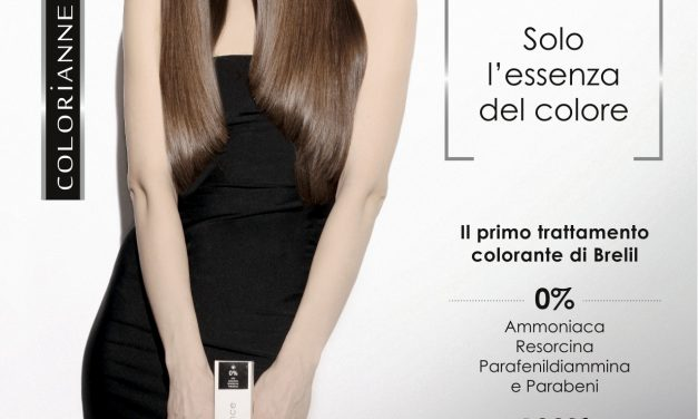 Colorianne Essence by Brelil: solo l'essenza del colore