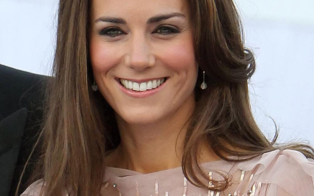 Kate Middleton cede al fascino dell'hair style  Made in Italy
