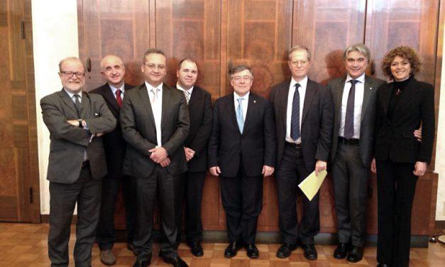 Camera Italiana dell'Acconciatura incontra Il Ministro dello Sviluppo Economico Zanonato