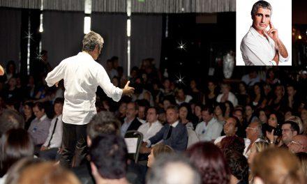 Gerry Santoro, uno dei più grandi e conosciuti hair stylist, è diventato testimonial di Parrucchierando.