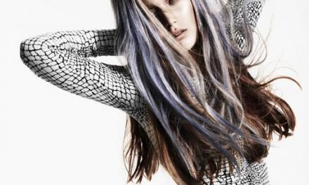 Collezione capelli 2014 Davines – Swan Sleek