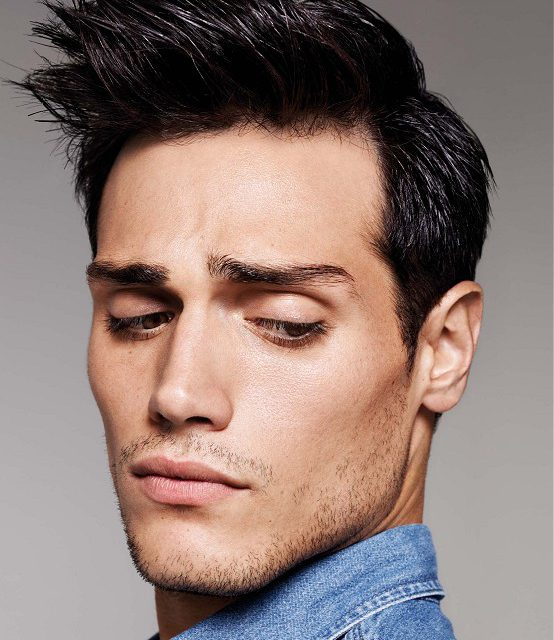 Look capelli uomo del 2014 secondo Matt Stark