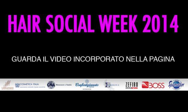 Diretta Live HD – Hair Social Week 2014